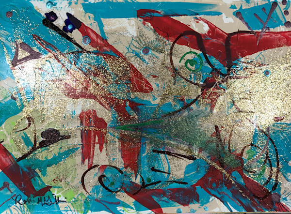 In God's Time 1 art prints by Robin M. Gilliam
