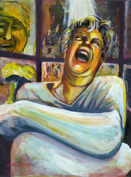 Media Madness? | Michelle Leivan | Kansas Art Gallery
