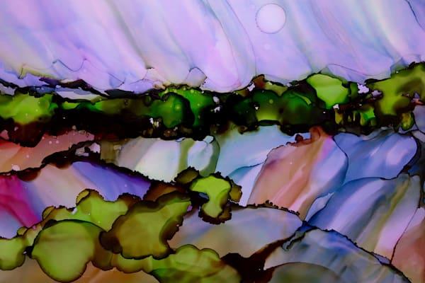 Purple Twlight in the Hills
