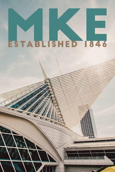 MKE Art Museum Flare