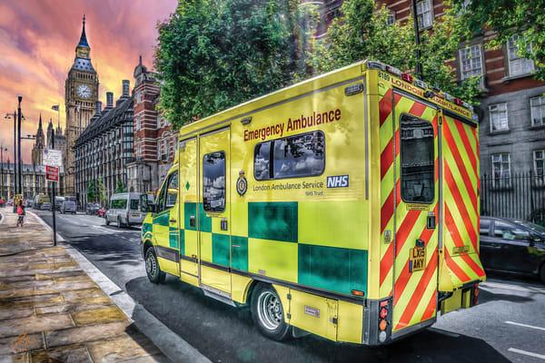 London Ambulance, Big Ben
