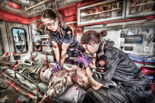 Female Ems Art | DanSun Photo Art