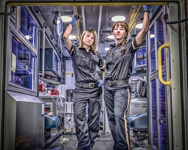 Female Medics