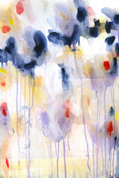 Wildflowers I Art | Caroline Wright Art