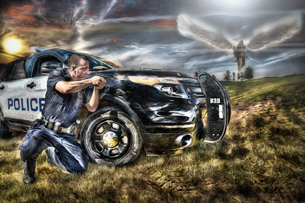 law-enforcement photo art and photographs for sale