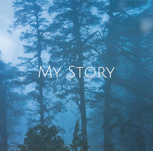 My Story | Large Blank Writing Journal
