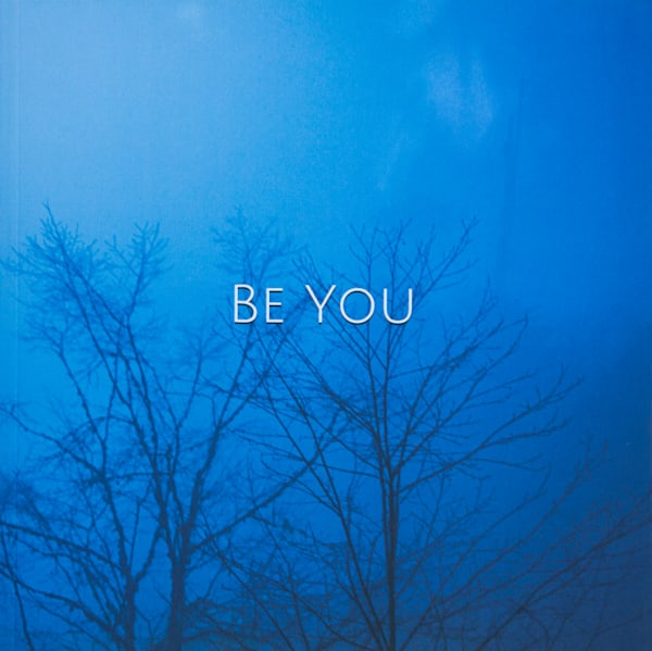 Be You | Large Blank Writing Journal