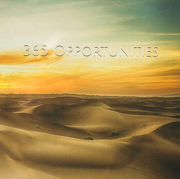 Sahara Desert Dunes   Large Blank Writing Journal