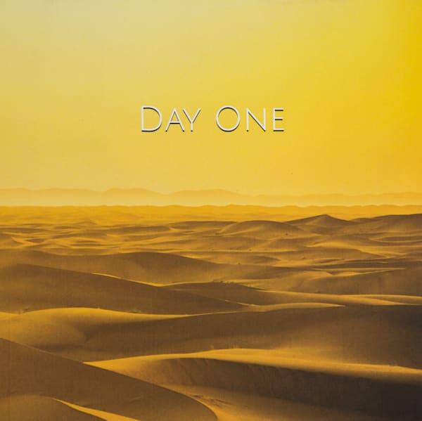 Sahara Desert   Large Blank Writing Journal