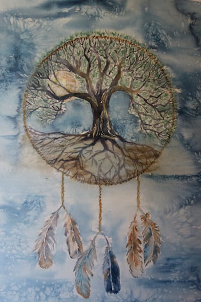 Tree of Life Dreamcatcher