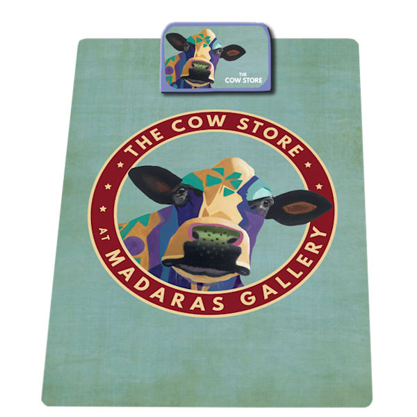 Cow Clipboards | Southwest Art | Madaras Gallery Tucson