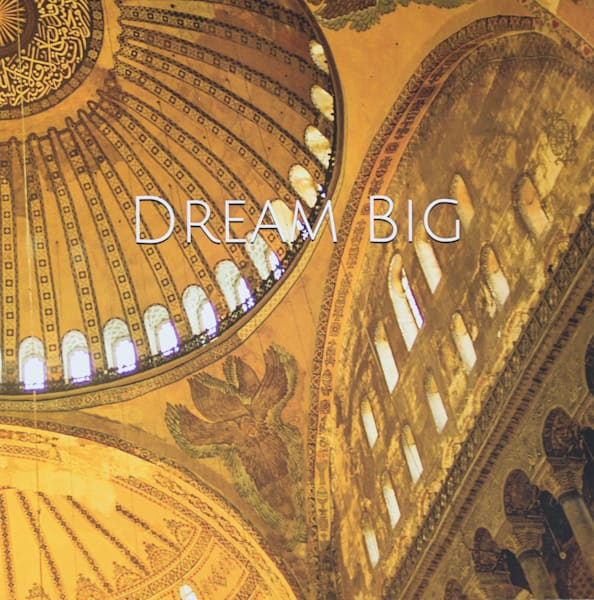 Hagia Sofia | Large Blank Writing Journal