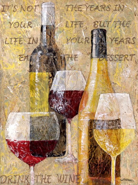 wine art and paintings for sale, wine-theme
