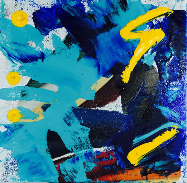 Turn It Over#1 art prints by Robin M. Gilliam