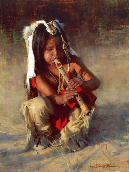 Native American Art | Indian Painting | New Song
