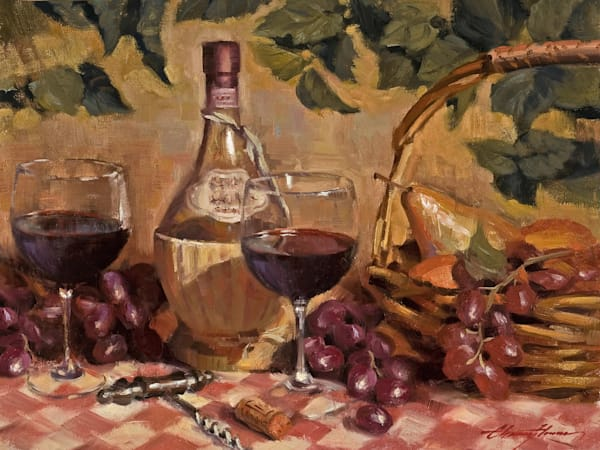 Still Life | Southwest Art Gallery Tucson | Wine Picnic