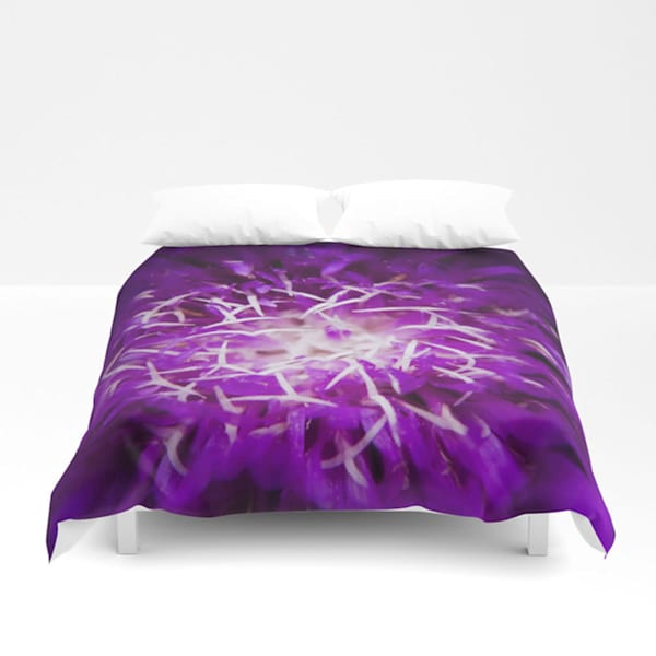 Abstract Flower Decorative Bedding