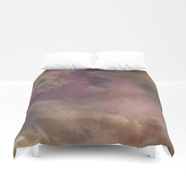 Abstract Clouds Decorative Bedding
