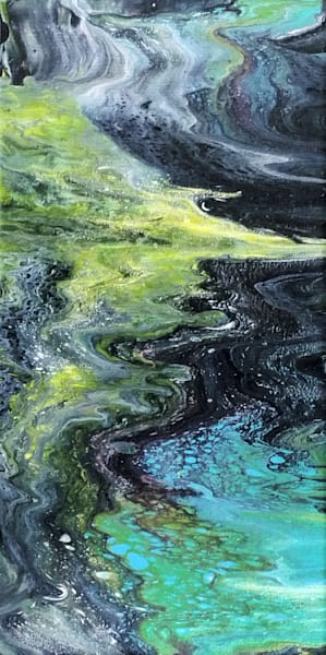 Organic Flow Series 27 Art for Sale