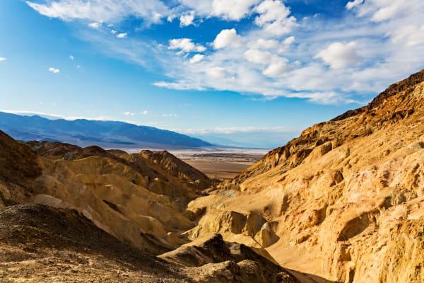 Desolation Canyon In Death Valley Photograph For Sale As Fine Art