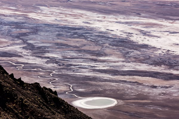 Badwater Basin From Dantes View Photograph For Sale As Fine Art