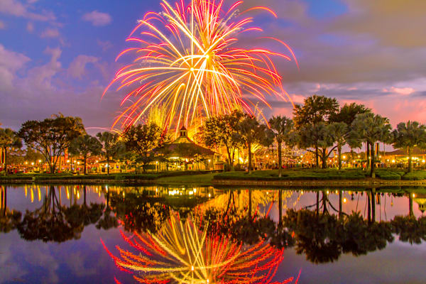 Illuminations Before Dark  - Disney Art Gallery | William Drew