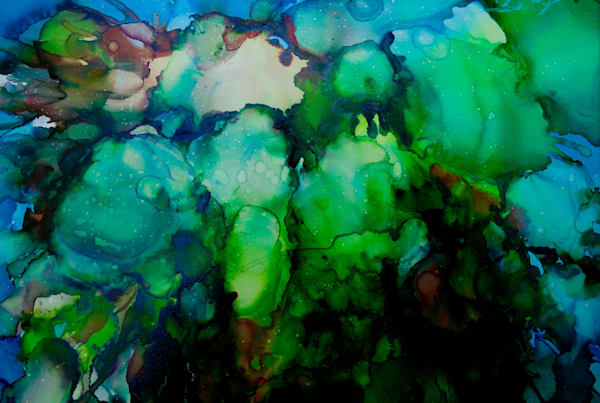 Blue/Green Symphony