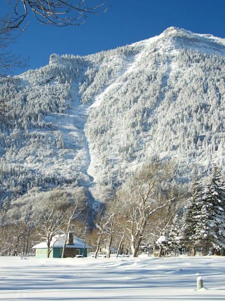 Snowy Mountain Cottage