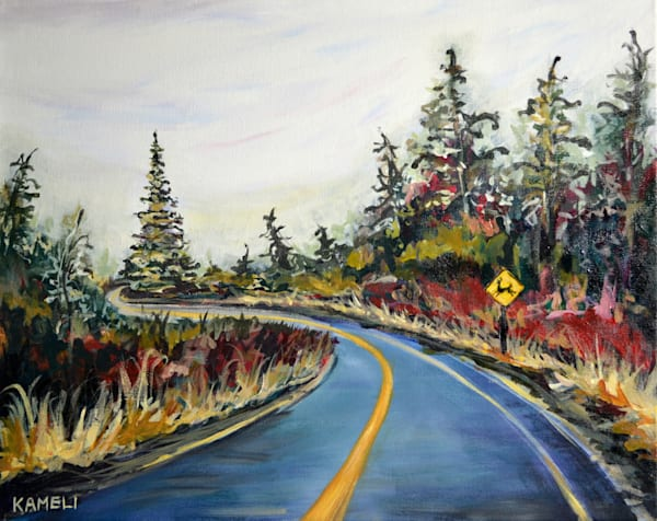 Fall's Bend Art | kamelifineart