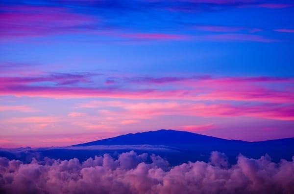 Mauna Kea Sunrise 001