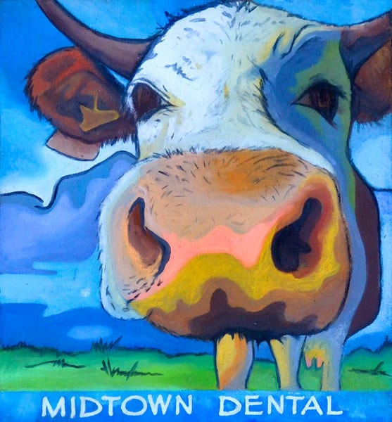 Midtown Dental - Cow (2015)