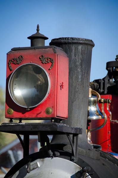 Photo of Cripple Creek & Victor Narrow Gauge Steam Locomotive, Engine #2