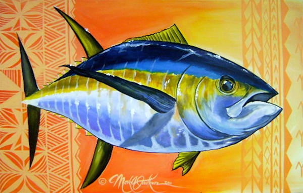 Mark Faulkner | Yellowfin Tuna