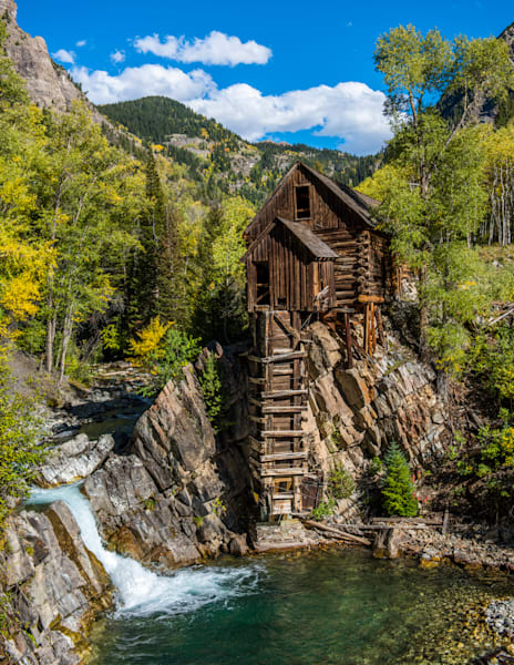 Old Crystal Mill 2