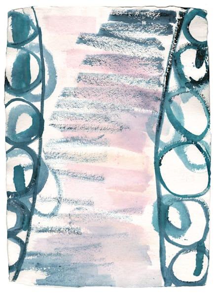 Bridge Memory Ii  Art | Caroline Wright Art