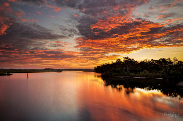 First Light at Ozello Keys -  Photographic Art