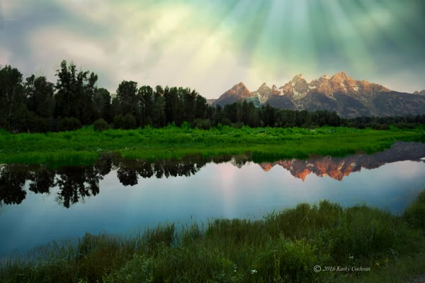 Teton Reflections Photography Art | Images2Impact