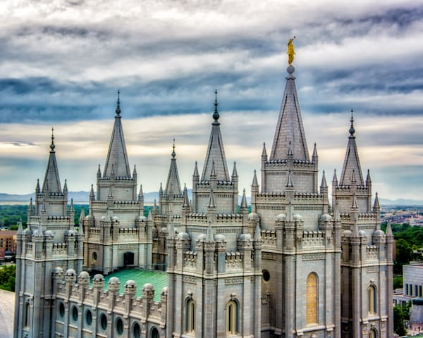 Holiness To The Lord Slc Photography Art | reflectedpixel