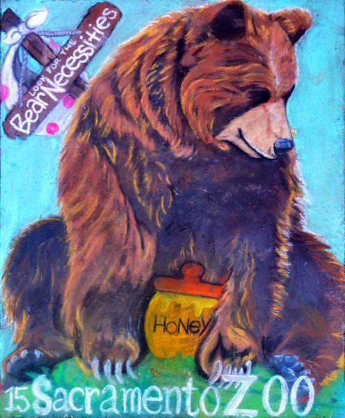 Sacramento Zoo Bear Necessities (2016)