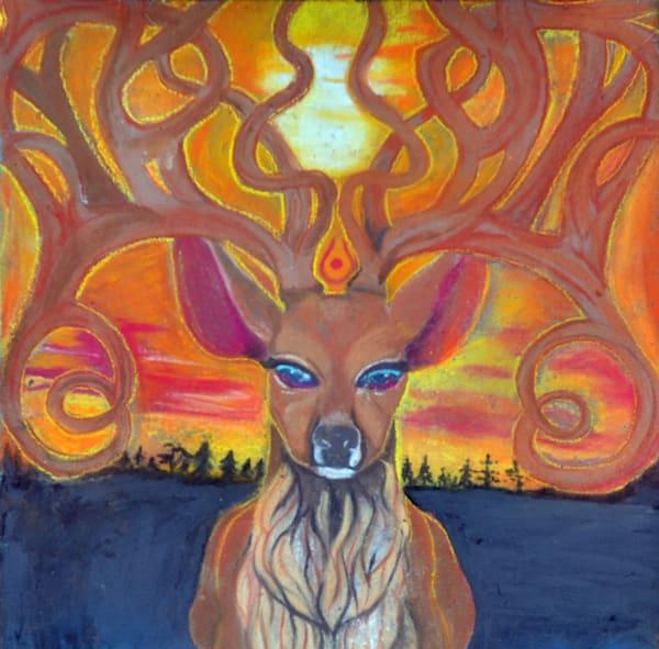 Mystic Deer (2016)