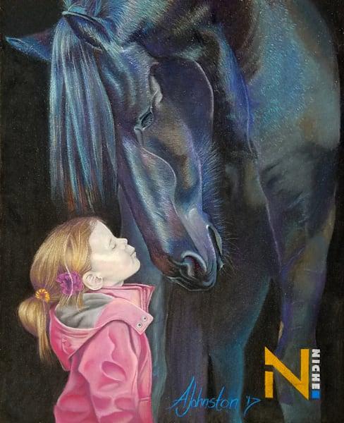 Girl & Horse - Niche (2017)