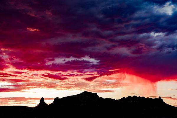 Sedona Sunset II