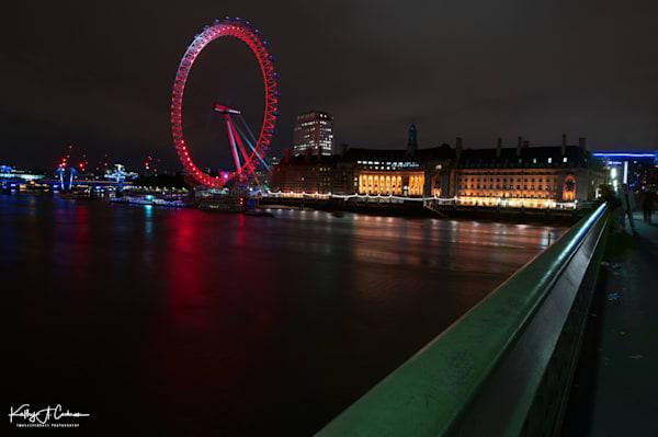 London Eye Photography Art | Images2Impact