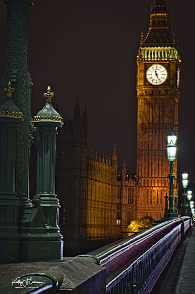 Westminster Bridge to Big Ben