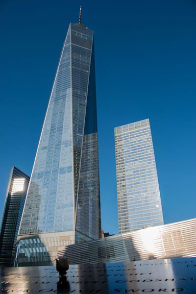 BEST photographs of World Trade Center One by Steven Archdeacon.