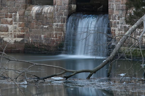 Waterfall Photograph by Steven Archdeacon.