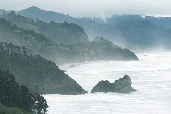 """Misty Coast"""