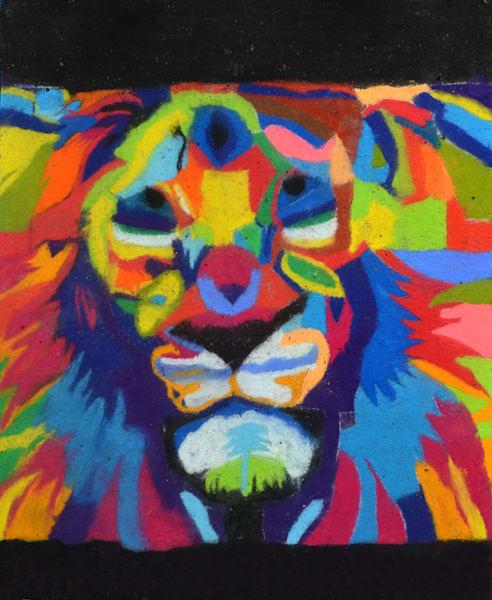 Rainbow Lion (2017)