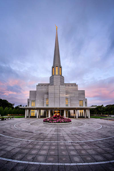 Preston England Temple