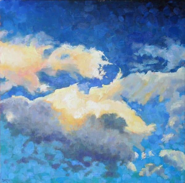 blue, sky, sunny, cloud